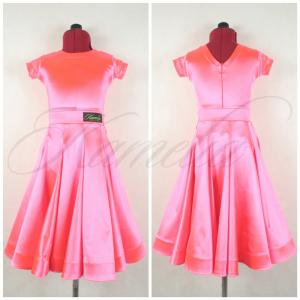 Комплект Rt сатин-вельвет ярко розовый №13 р32
