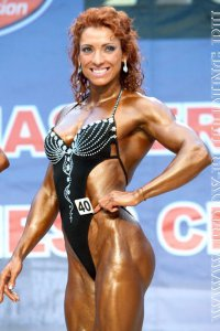 Bodybuilding Competitions Wear