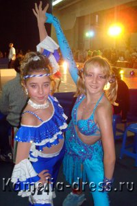 Costumes for Artistic Dances