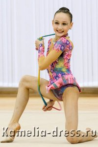 Costumes for Rhythmic Gymnastics